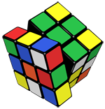 Rubik kocka / Bűvös kocka